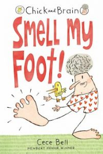 Chick & Brain Smell My Foot Image